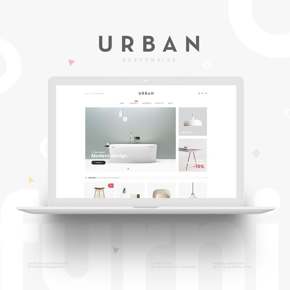 Urban - Style & Decoration