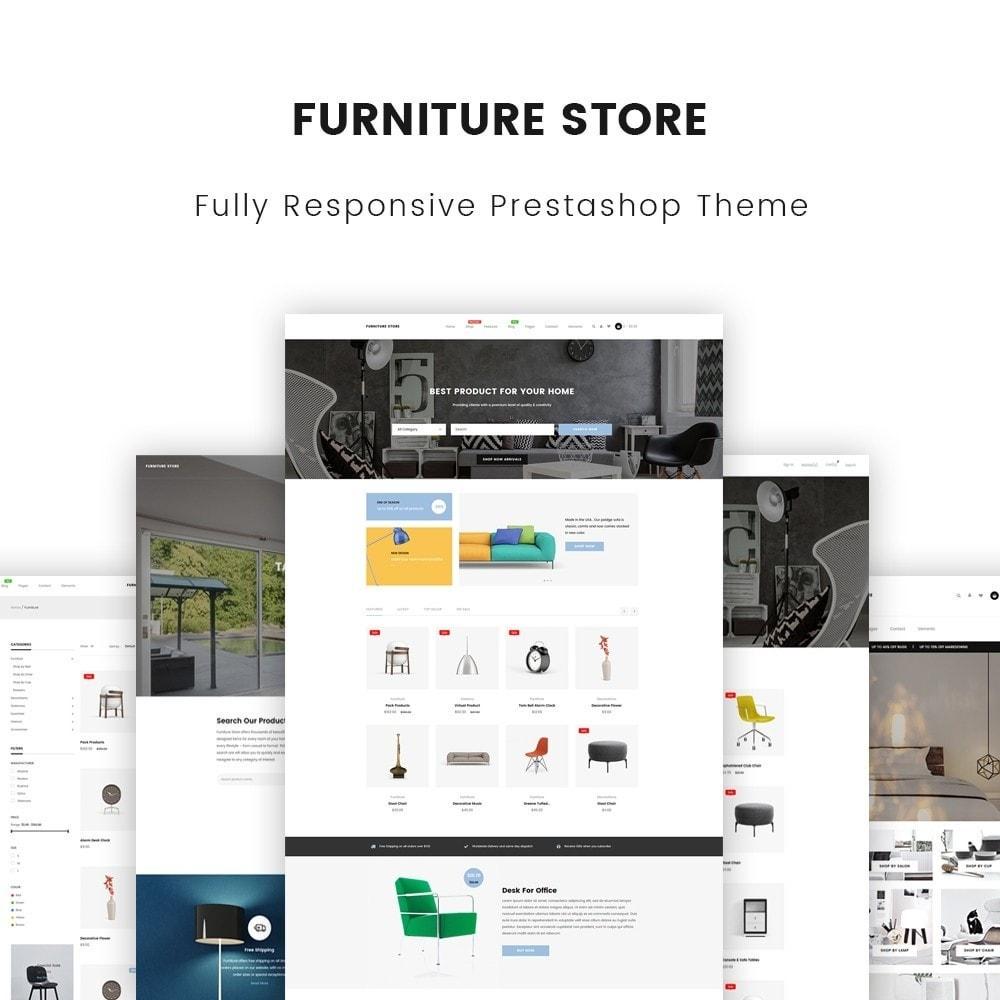 JMS FurnitureStore