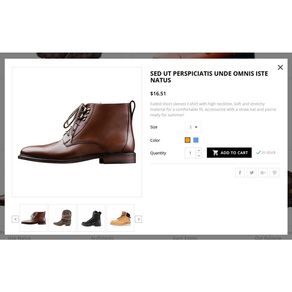 theme - Fashion & Shoes - The MR shoes store - 7