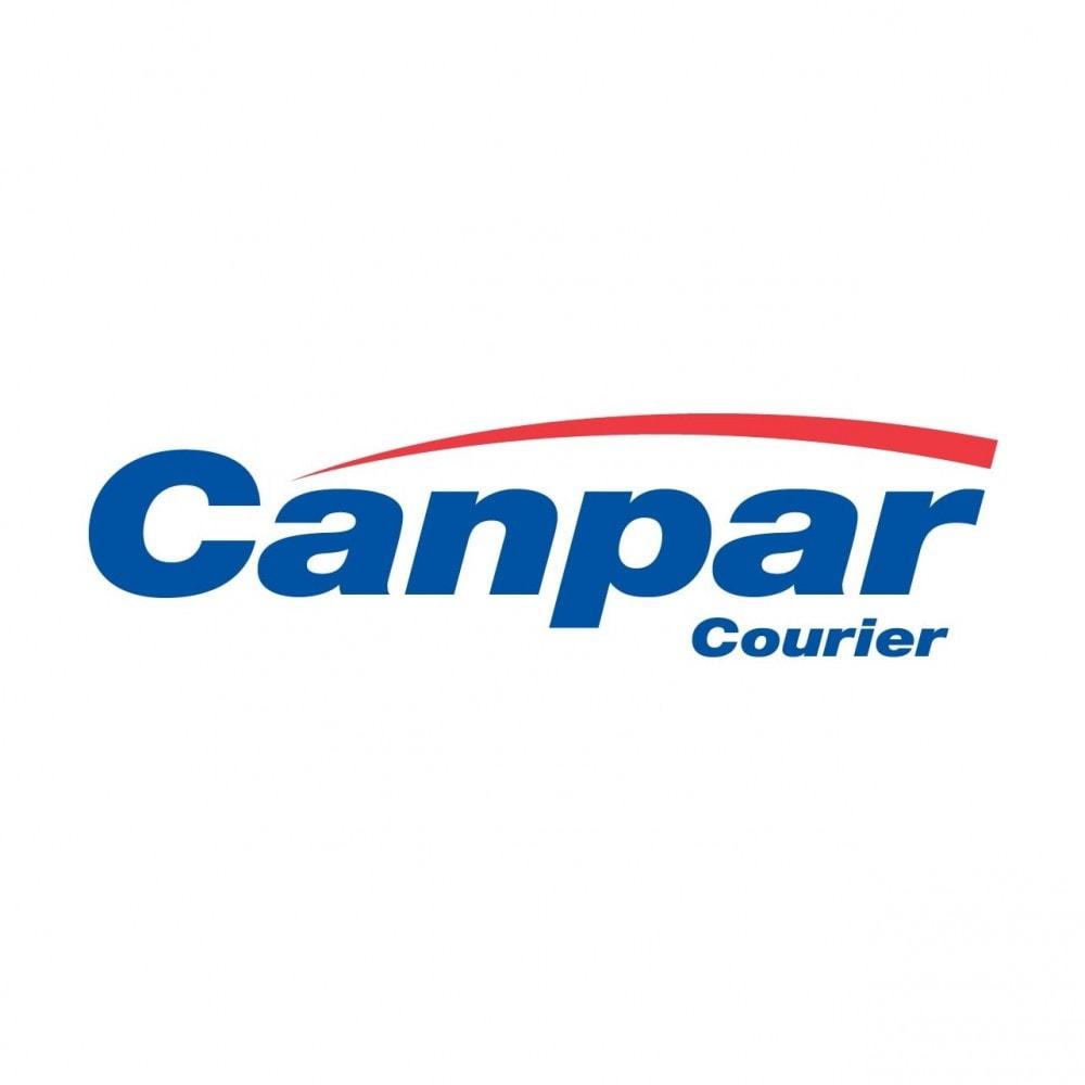module - Versanddienstleister - Canpar Shipping - 1