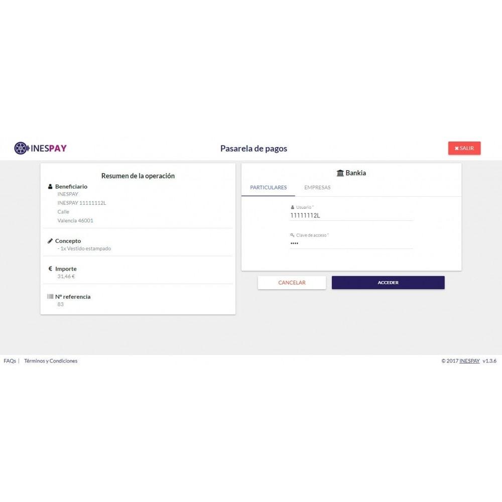 module - Pago por Transferencia - Transferencia Bancaria Online - 3