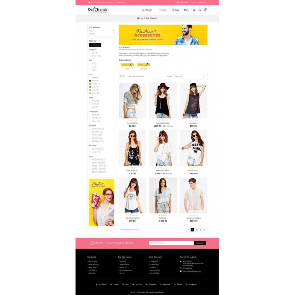 Trends Fashion Store
