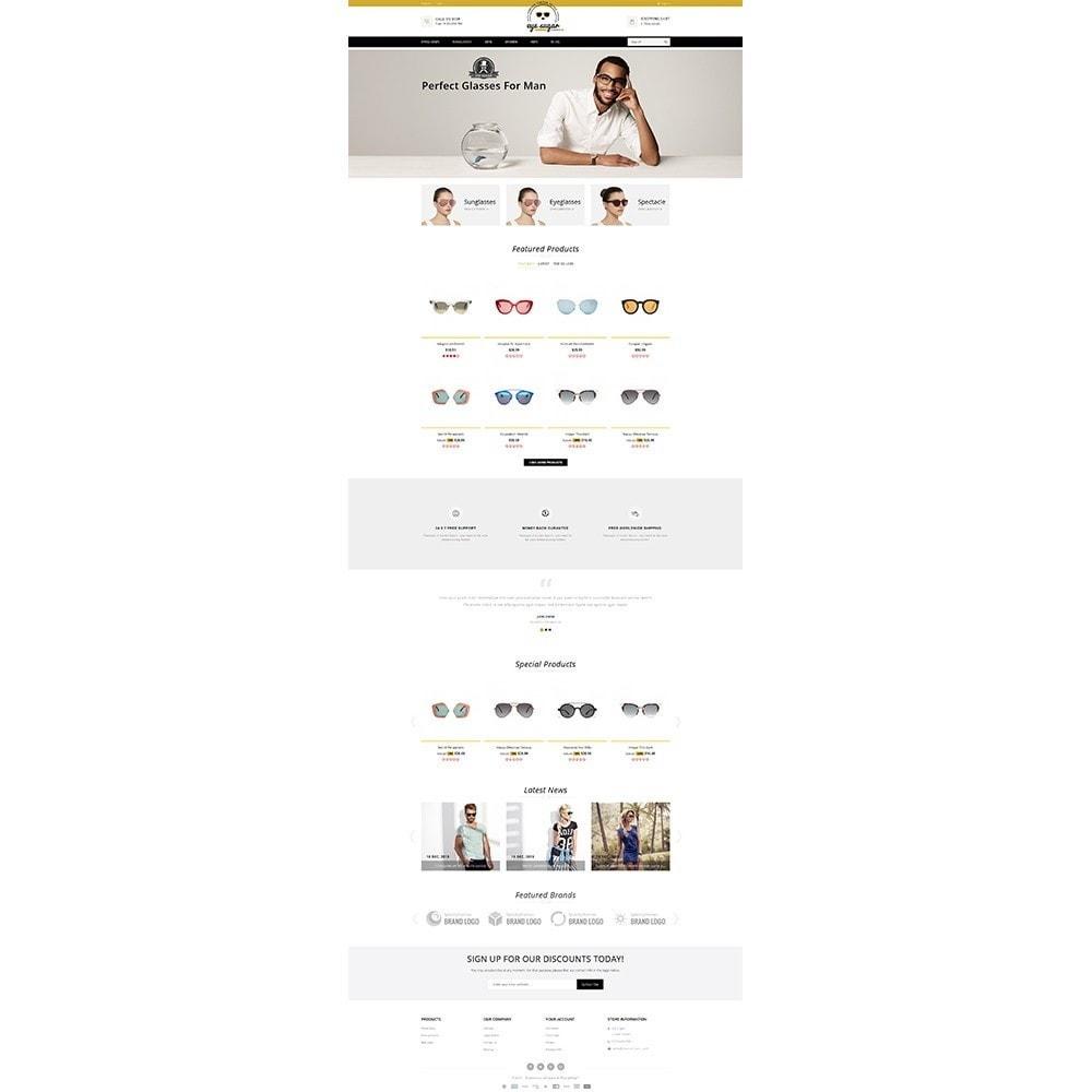 theme - Mode & Chaussures - EyeSugar Store - 2