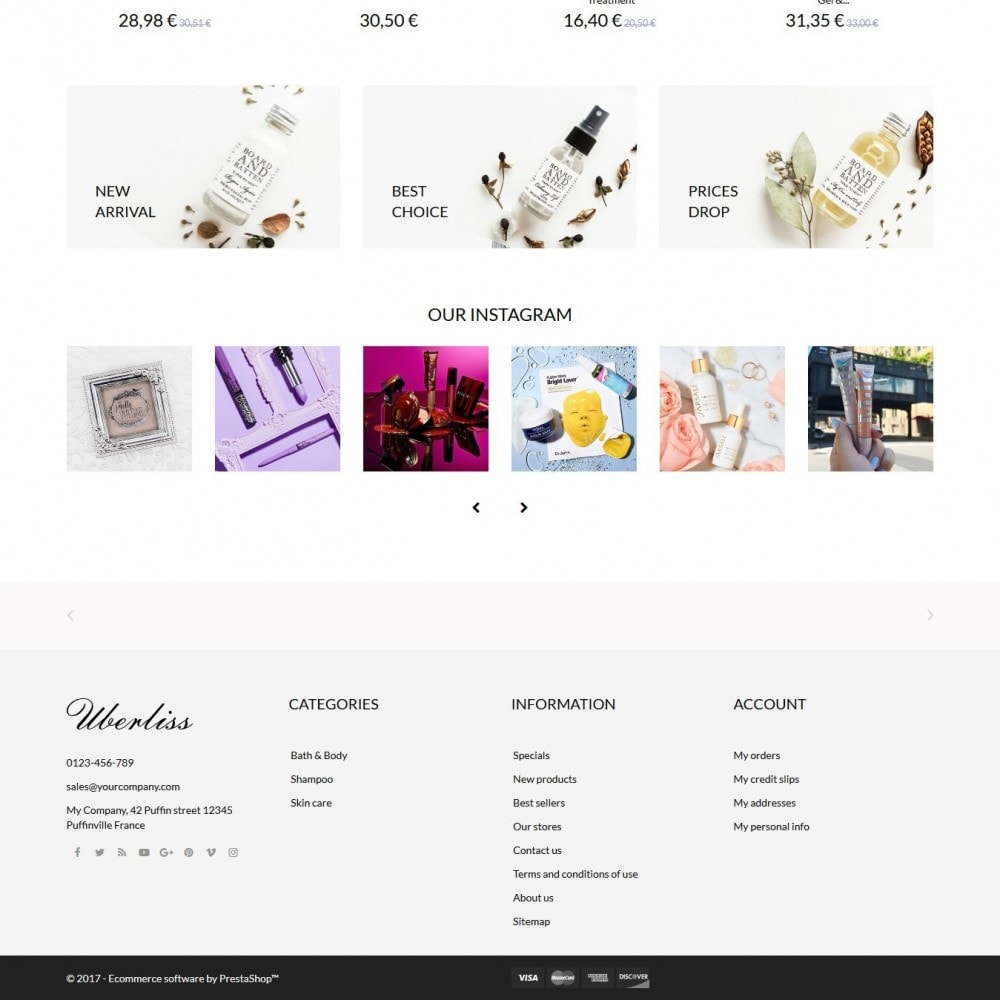 theme - Salute & Bellezza - Uberliss Cosmetics - 4