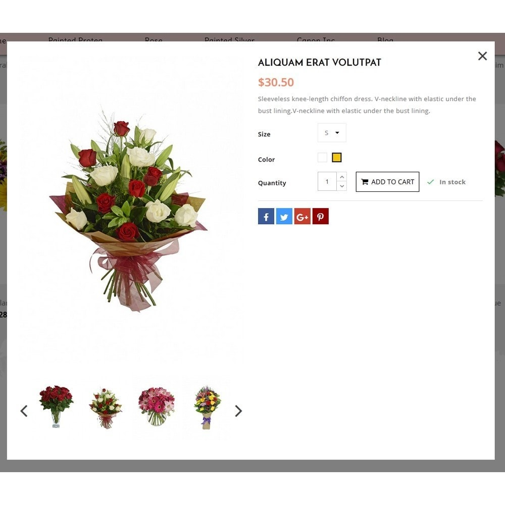 theme - Heim & Garten - Bouquet Flower Shop - 6