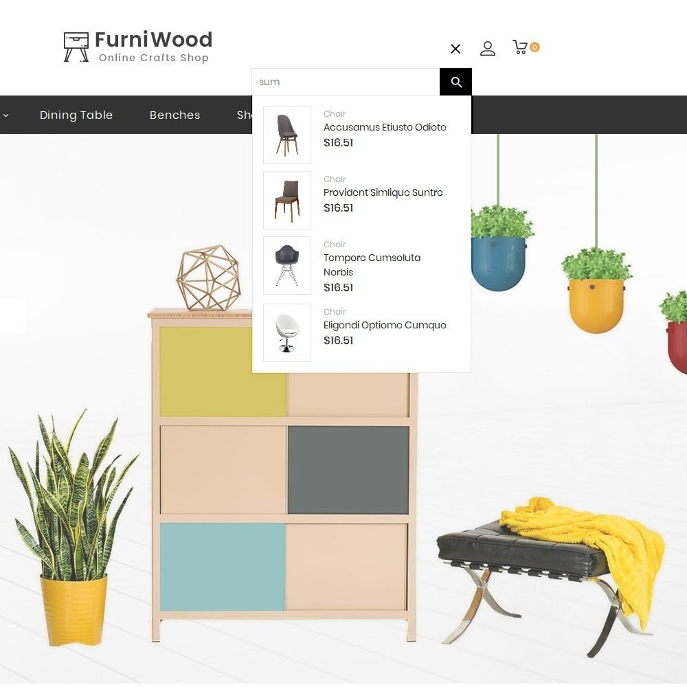 theme - Huis & Buitenleven - FurniWood Decoration - 9