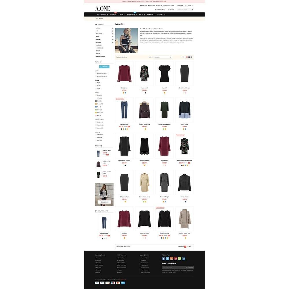 AOne - Fashion Store