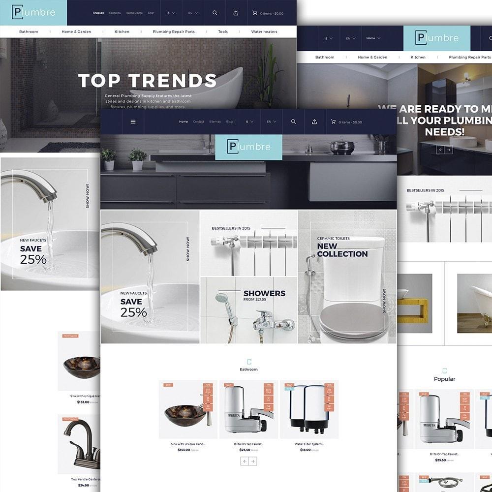 theme - Dom & Ogród - Plumbre - Plumbing Supplies - 2