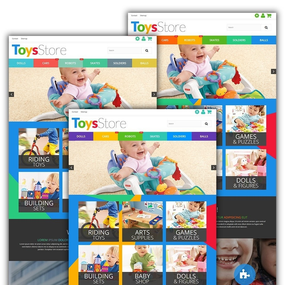 Toys Store