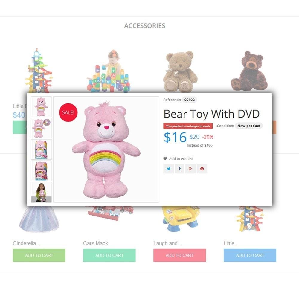 theme - Zabawki & Artykuły dziecięce - Toys Store - 3