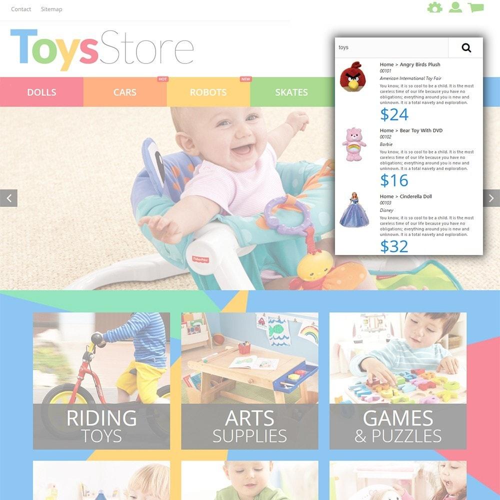 theme - Zabawki & Artykuły dziecięce - Toys Store - 6