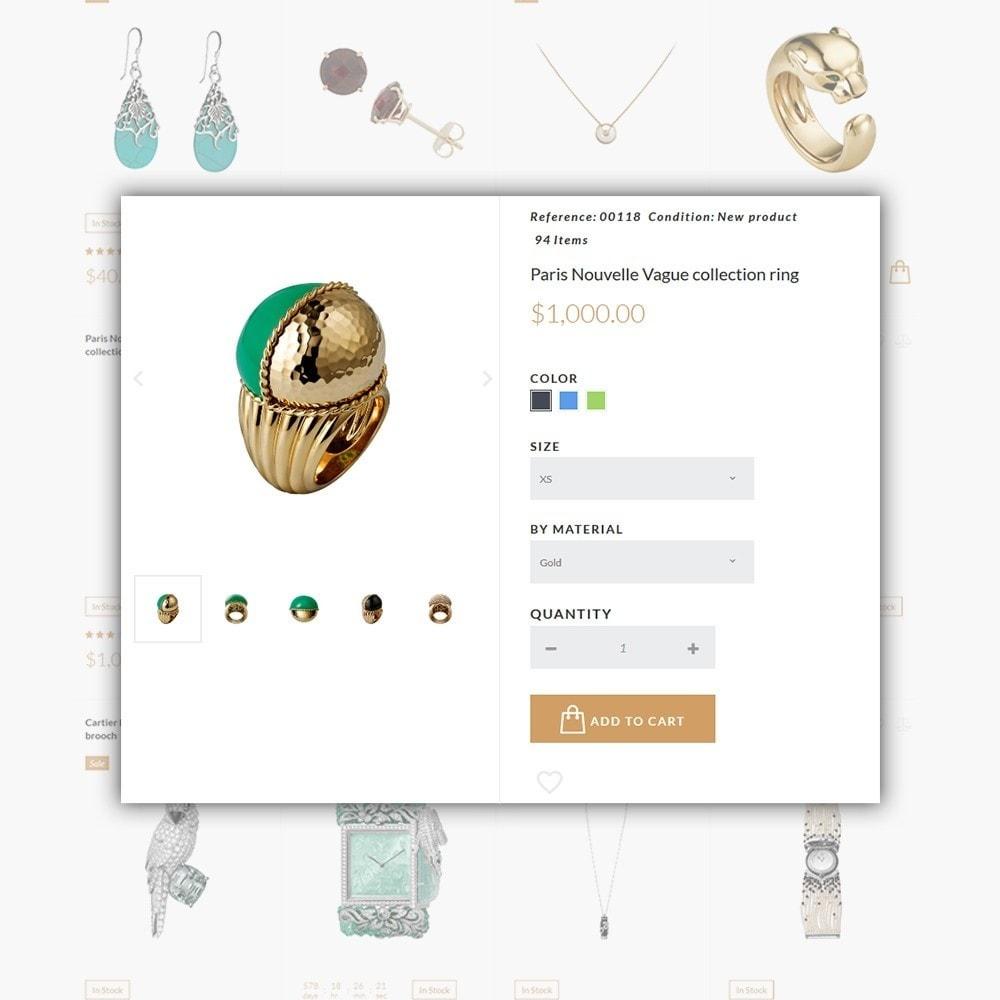theme - Мода и обувь - Jewelrix - магазин украшений - 3