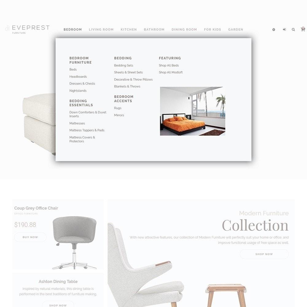 theme - Дом и сад - Eveprest - Furniture Store - 5