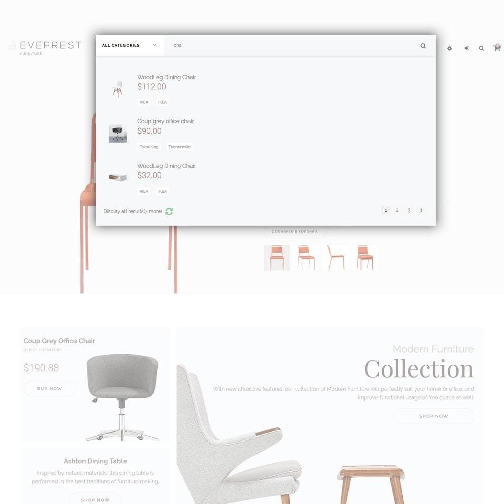 theme - Дом и сад - Eveprest - Furniture Store - 6