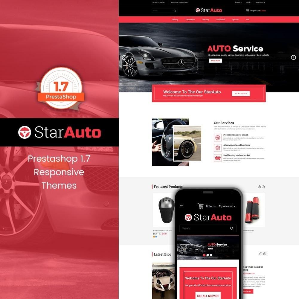 Starauto - Auto Store