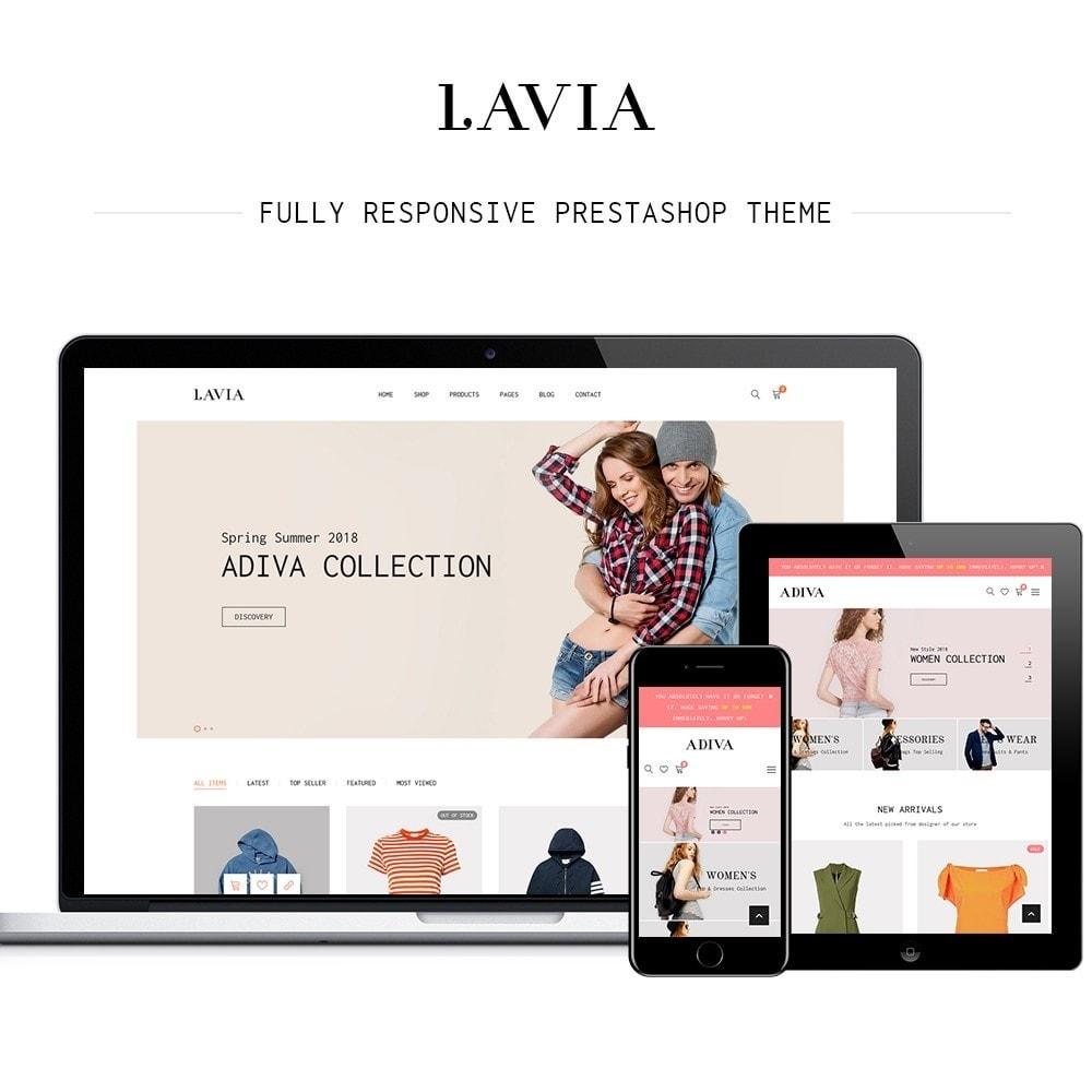 theme - Мода и обувь - JMS Lavia - 1