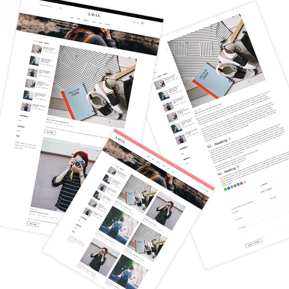 theme - Мода и обувь - JMS Lavia - 5