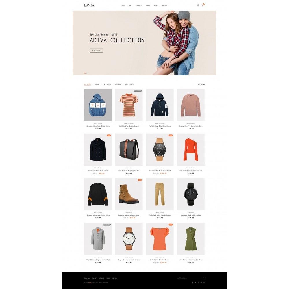 theme - Мода и обувь - JMS Lavia - 6