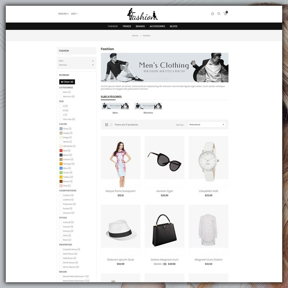 theme - Moda & Calzature - Fashion Shop - 4