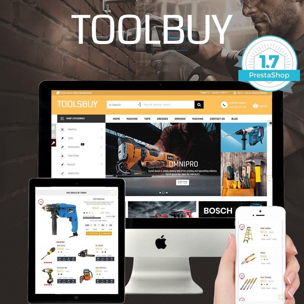 theme - Casa & Jardins - ToolsBuy Home Market - 2