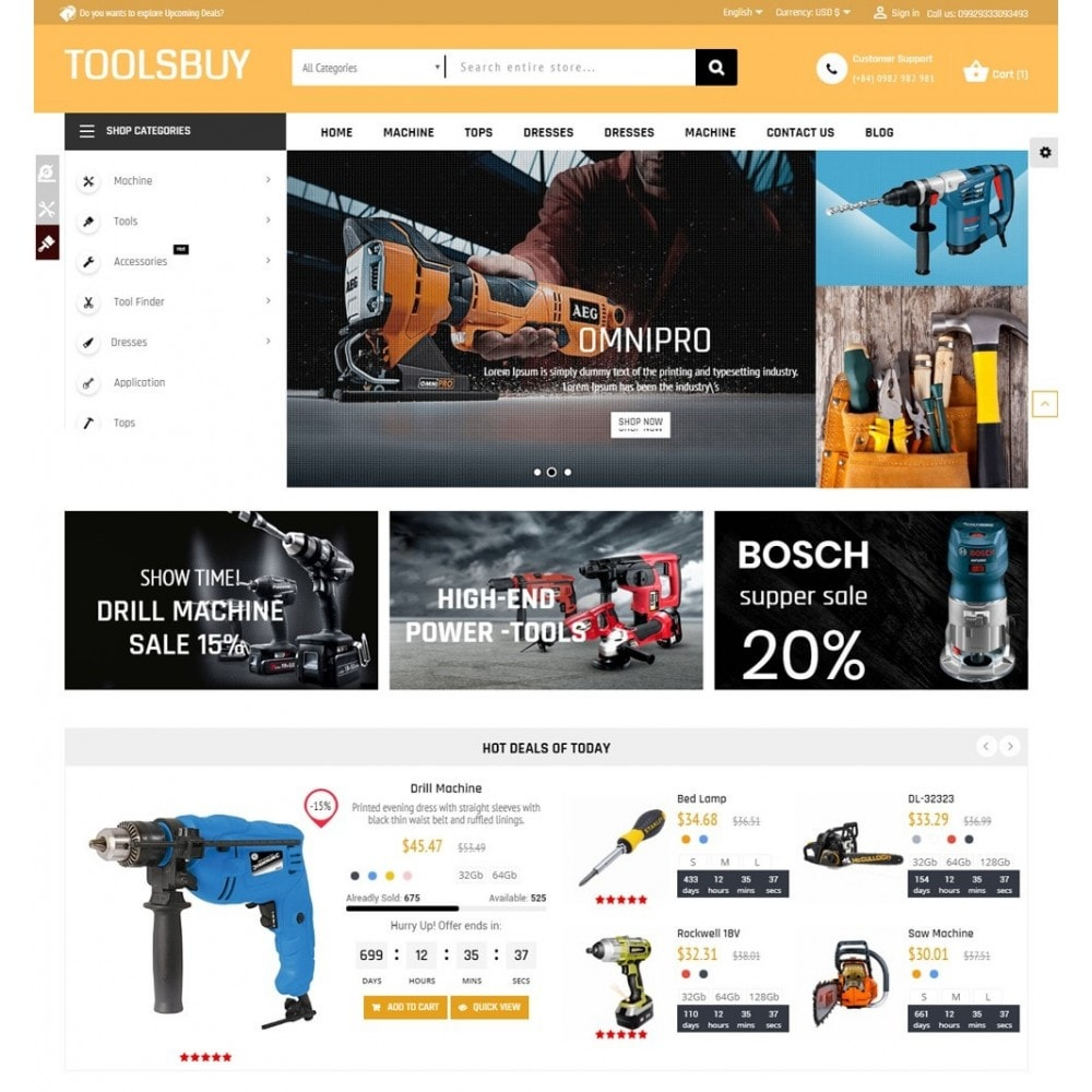 ToolsBuy Home Market