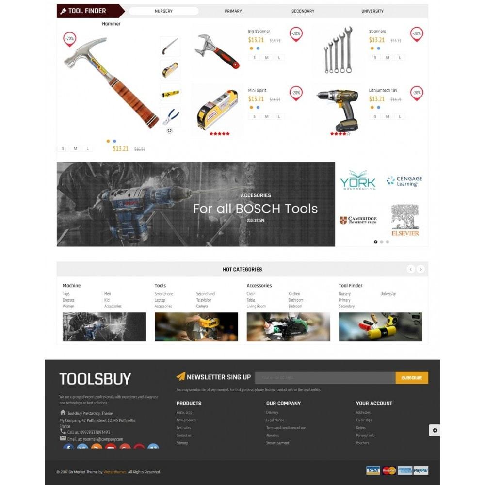theme - Maison & Jardin - ToolsBuy Home Market - 6