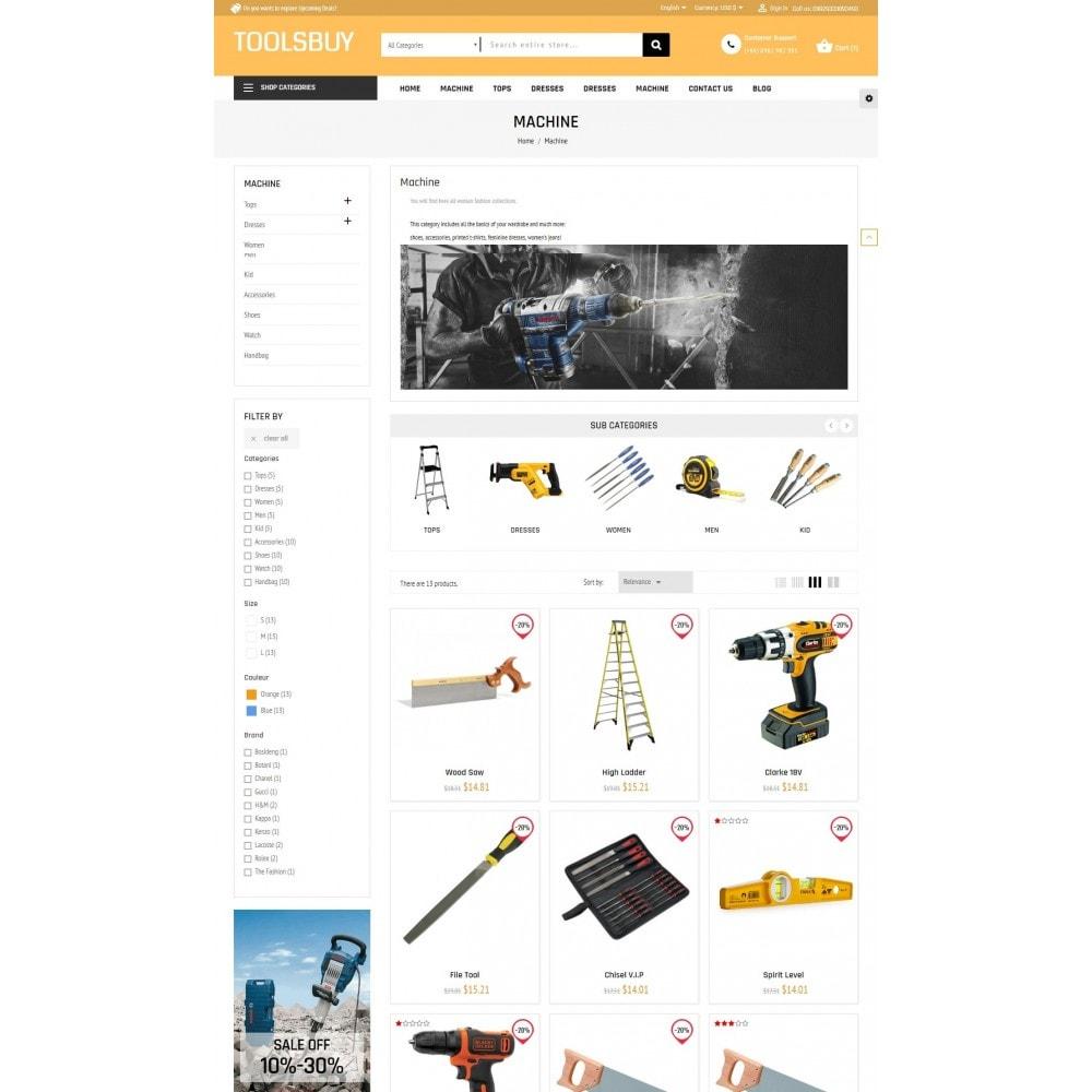 theme - Casa & Jardins - ToolsBuy Home Market - 7