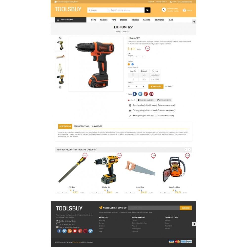 theme - Casa & Giardino - ToolsBuy Home Market - 8