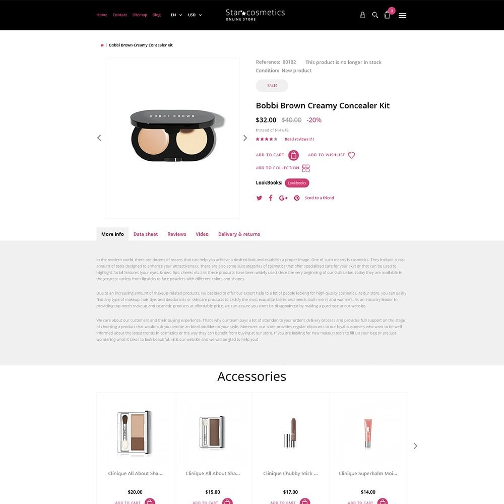theme - Mode & Schuhe - Star Cosmetics - Beauty Items - 6