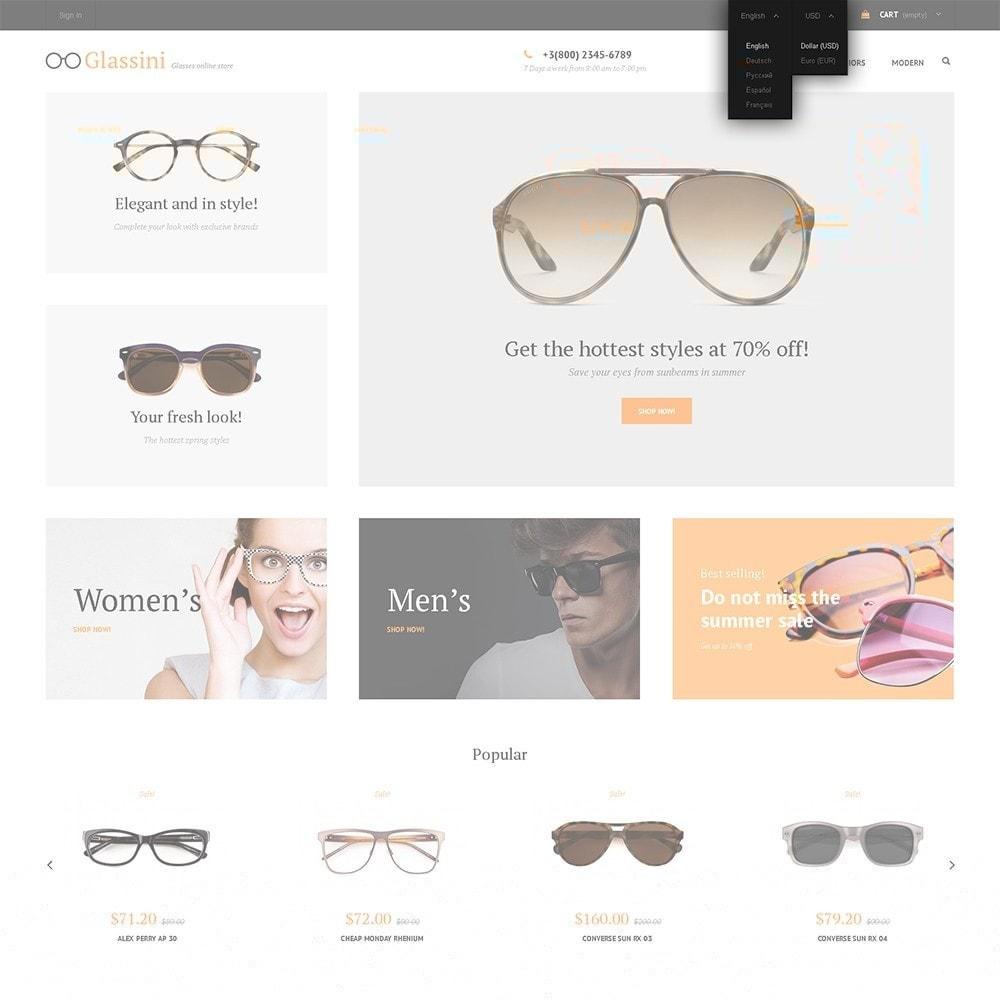 theme - Мода и обувь - Glassini - магазин очков - 5