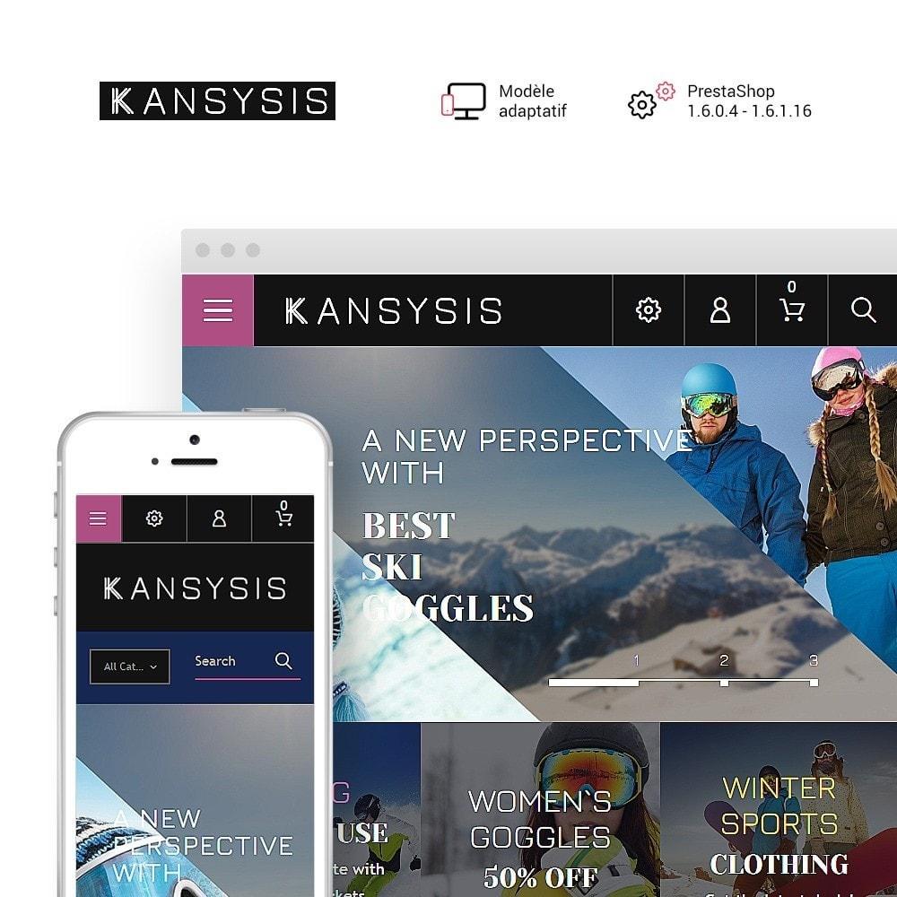 Kansysis - Vêtements et équipement sporti