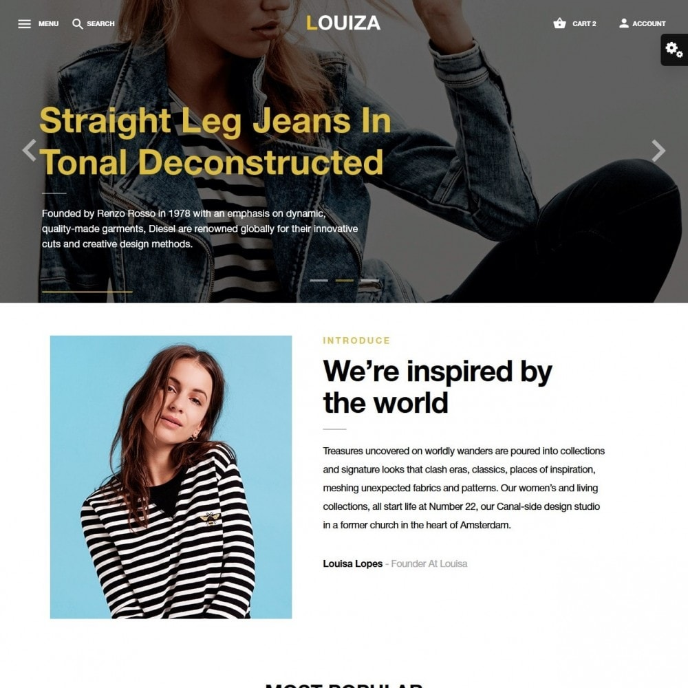 Louiza Fashion Store