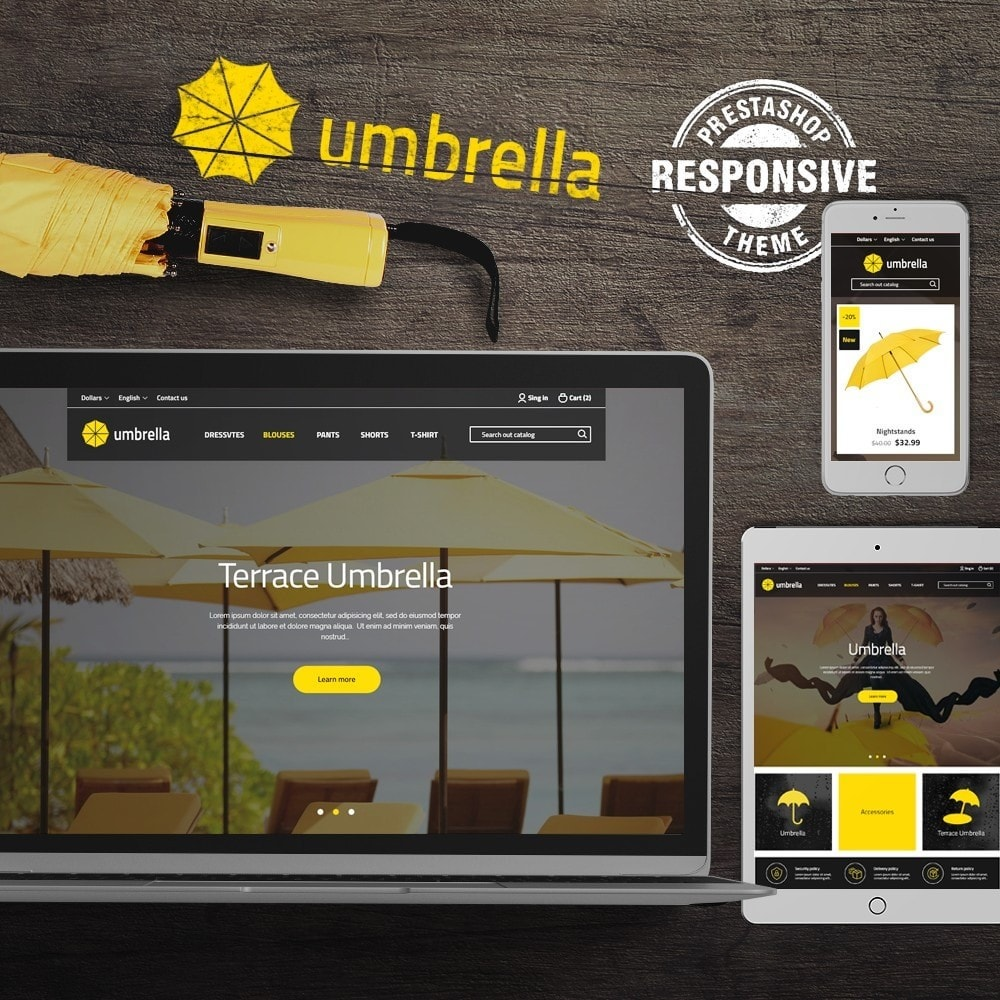 theme - Mode & Schuhe - Umbrella - 1