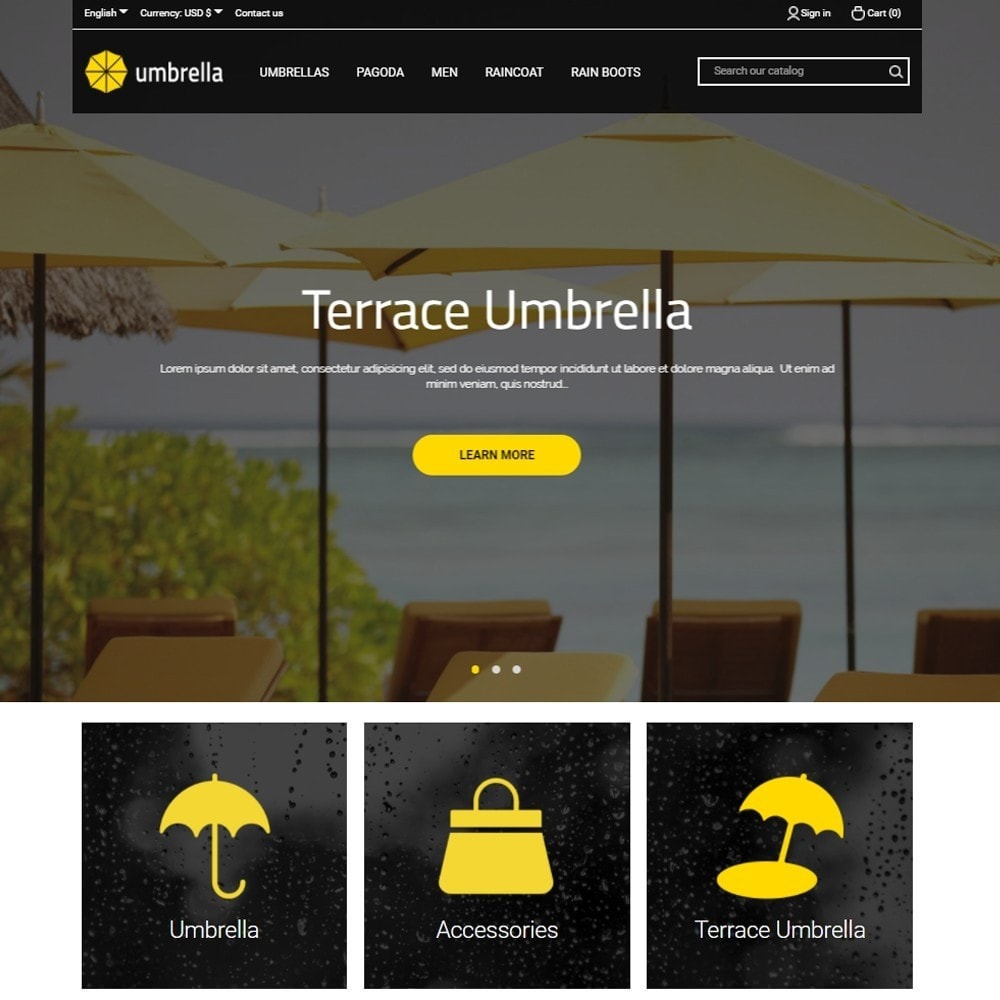 theme - Mode & Schuhe - Umbrella - 2
