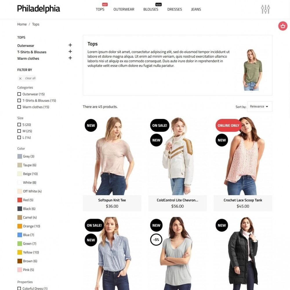theme - Moda & Calçados - Philadelphia - 5
