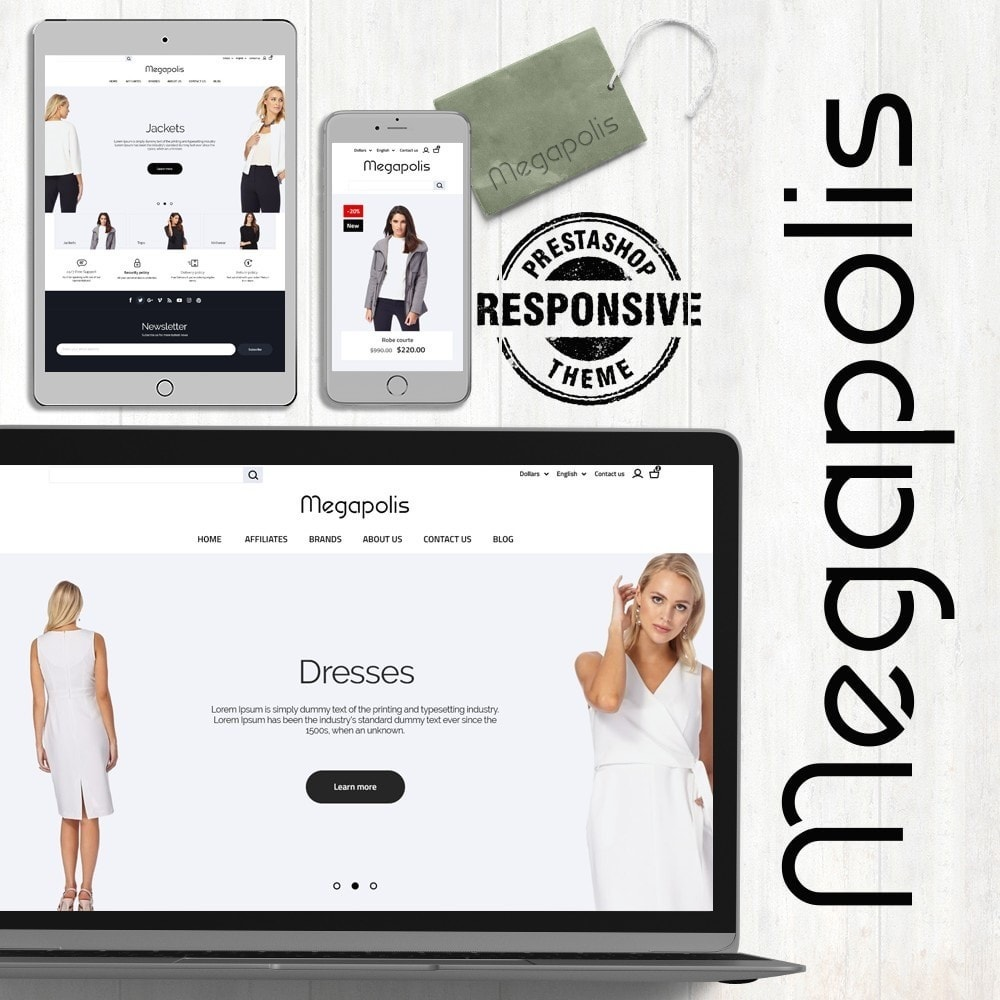 Megapolis Fashion Store