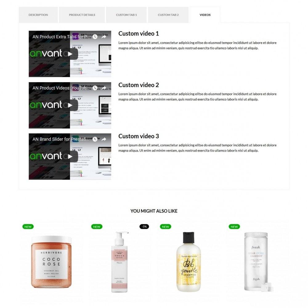 theme - Gesundheit & Schönheit - Naravan Cosmetics - 9