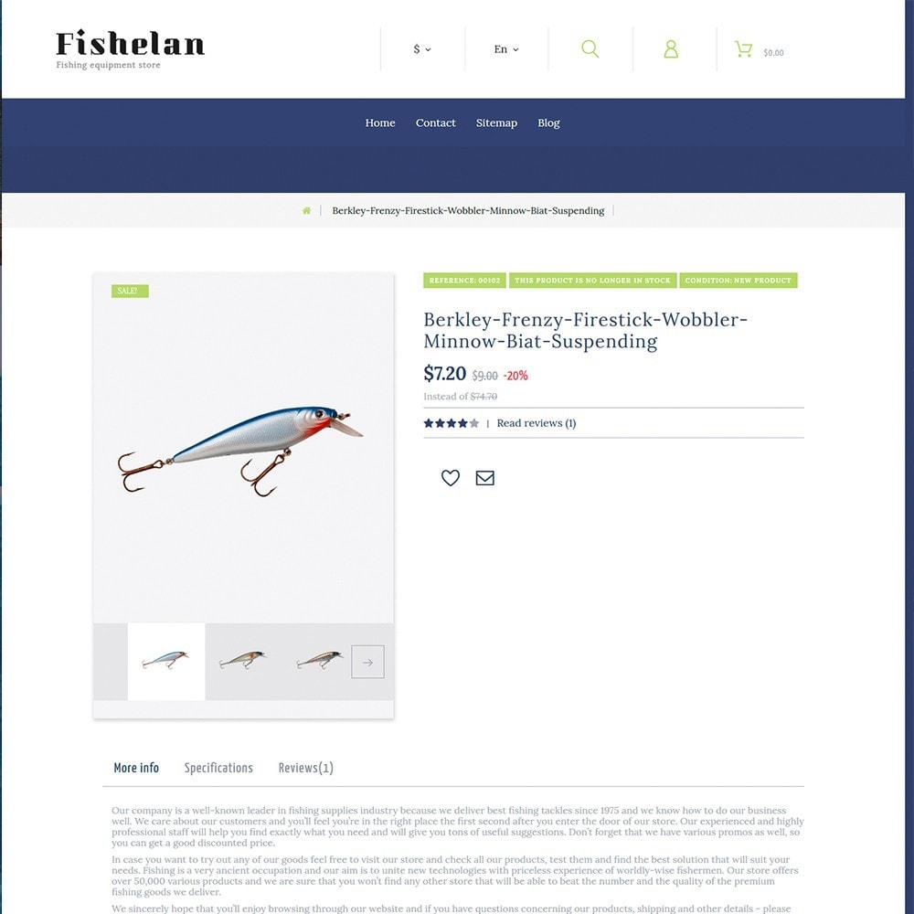 theme - Sports, Activities & Travel - Fishelan - Fishing Equipment - 3