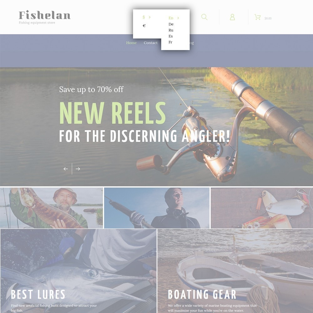 theme - Sports, Activities & Travel - Fishelan - Fishing Equipment - 6
