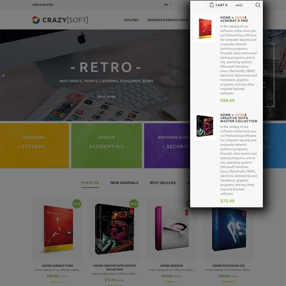 theme - Electronique & High Tech - Crazy Soft - 7