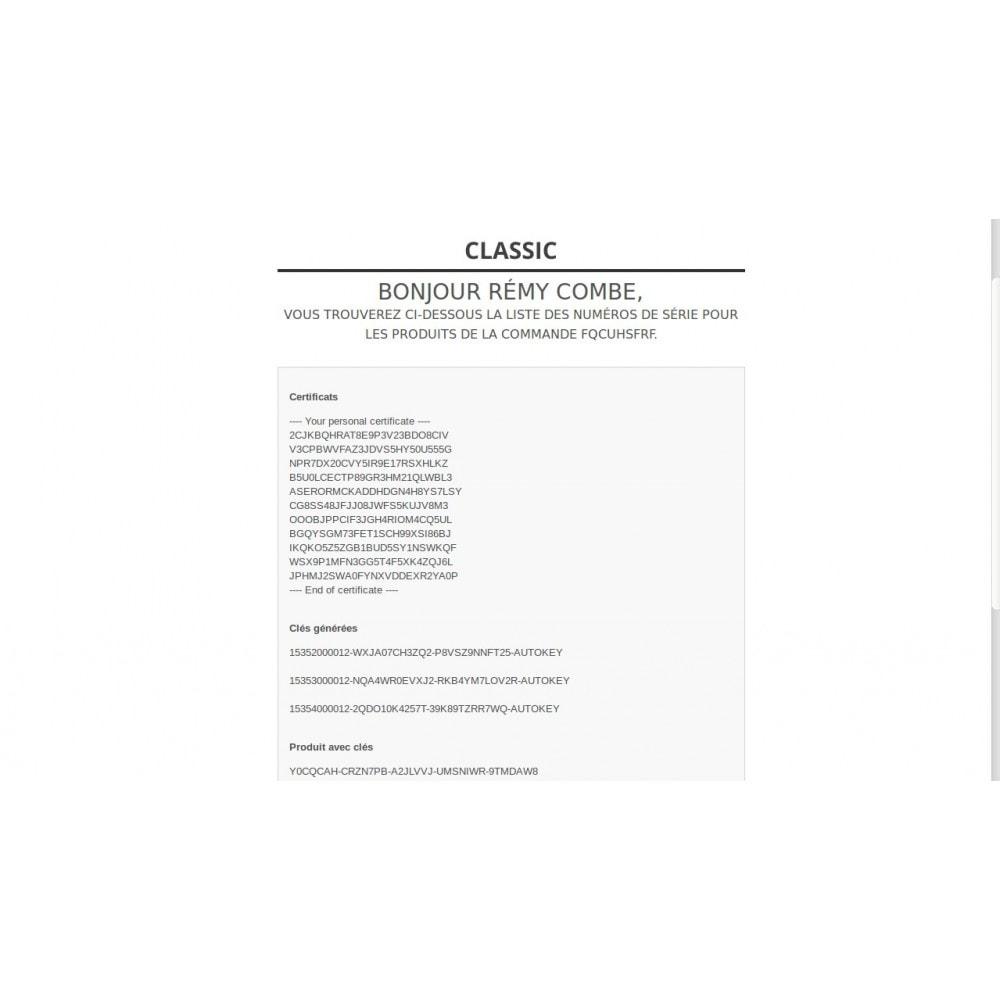 module - Sécurité & Accès - Key Manager (Gestion des produits à clés) - 12