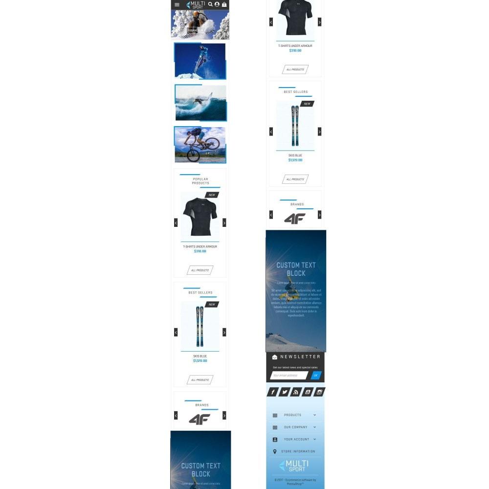 theme - Sport, Loisirs & Voyage - Multi Sport - 6