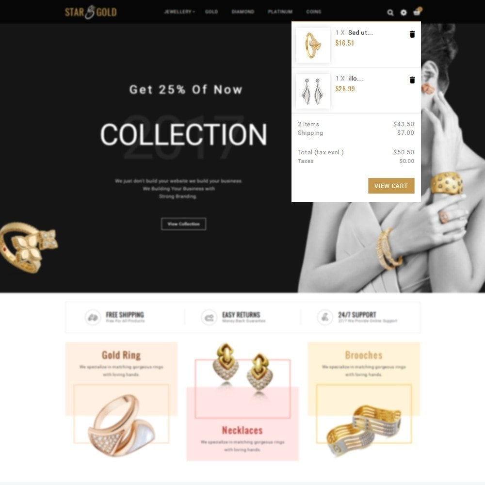 theme - Jewelry & Accessories - Star Gold Jewellery Store - 6