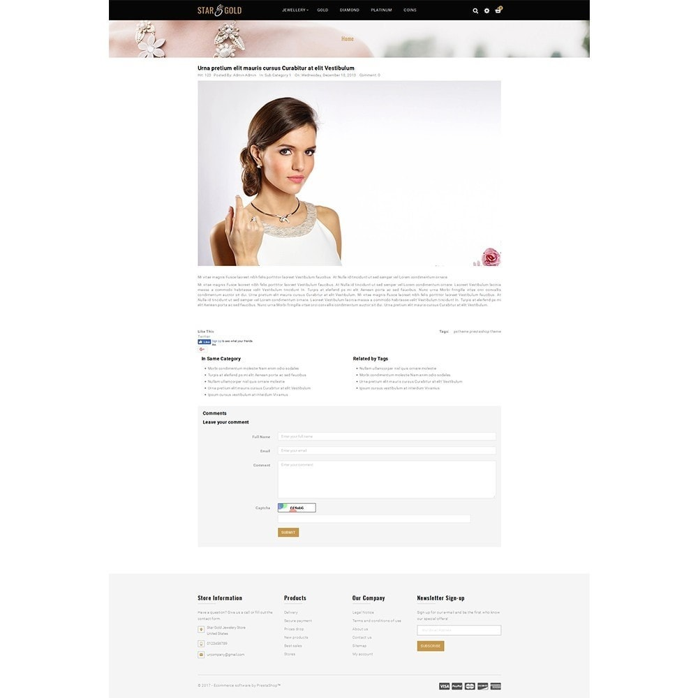 theme - Sieraden & Accessoires - Star Gold Jewellery Store - 8