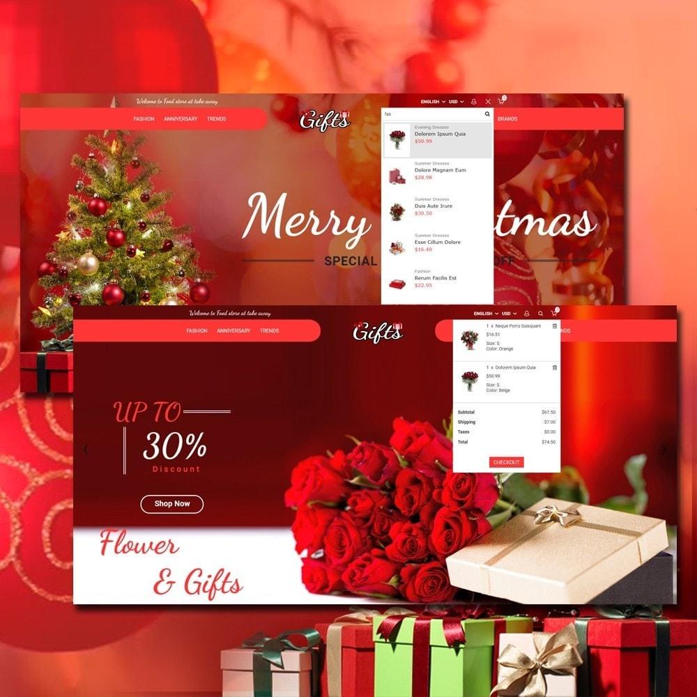 theme - Presentes, Flores & Comemorações - Gift Shop - 2