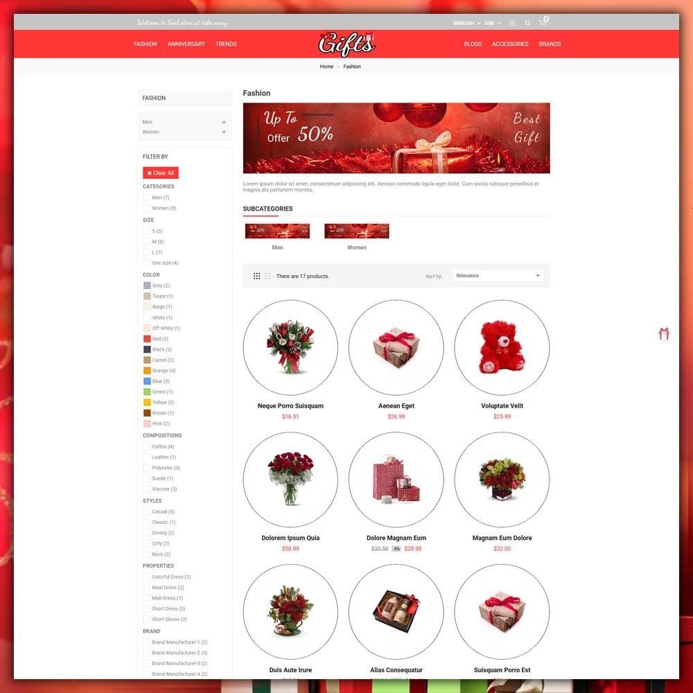 theme - Presentes, Flores & Comemorações - Gift Shop - 4
