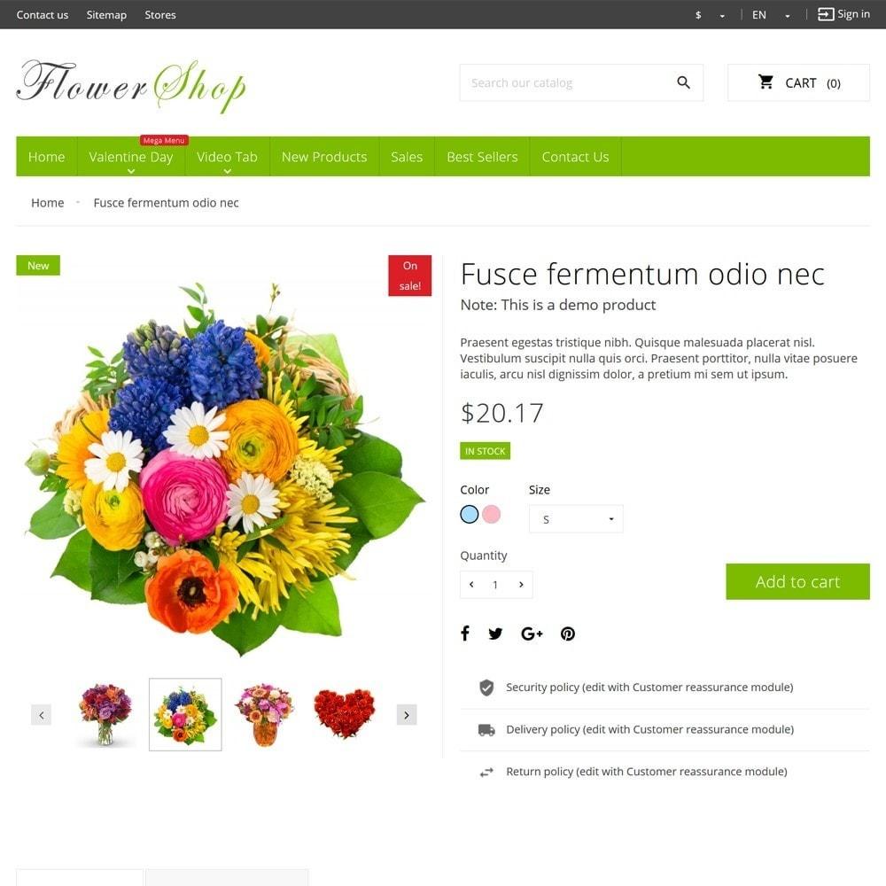 theme - Regalos, Flores y Celebraciones - FlowerShop - 8