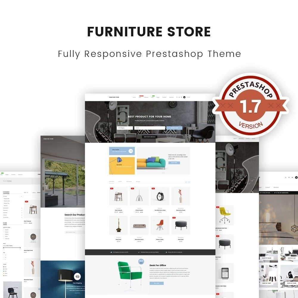 JMS FurnitureStore 1.7