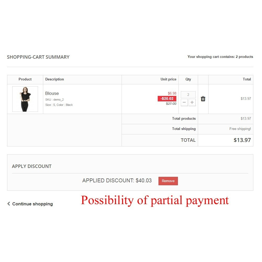 module - Paiement par Carte ou Wallet - User internal balance UserBalance - 13