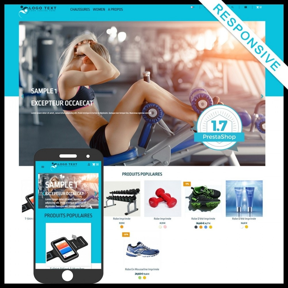 theme - Sports, Activities & Travel - SportWep - 1